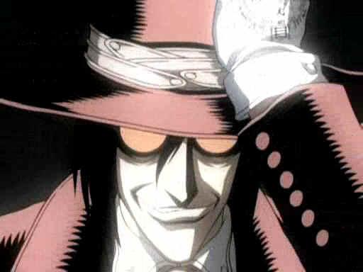 Хеллсинг Война с нечистью 2001 смотреть аниме онлайн
